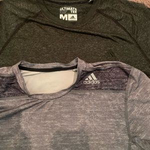 Adidas Workout Shirts